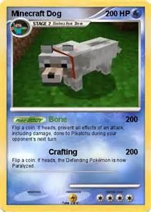 Minecraft Pokemon Cards