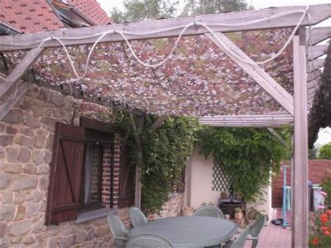 Filet Camouflage Pour Terrasse by Sono Light