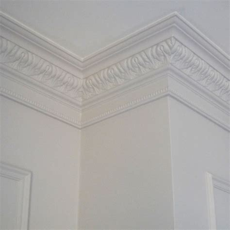 comment poser des moulures en polystyrene au plafond orac luxxus c219 kroonlijst sierlijsten ornamenten
