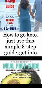 How To Go Keto  Just Use This Simple 5