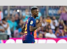 Barcelona's Nelson Semedo Neymar training incident 'was
