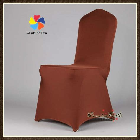 wholesale lycra spandex wedding chair cover in gold buy