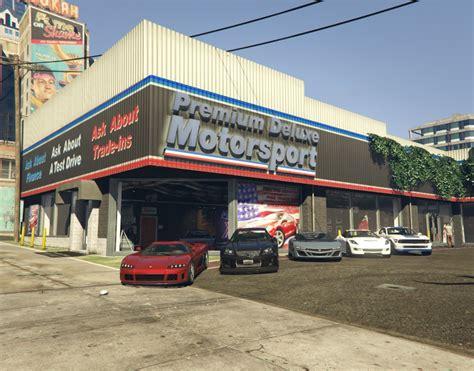 Motorsport Car Dealer (sell Cars)