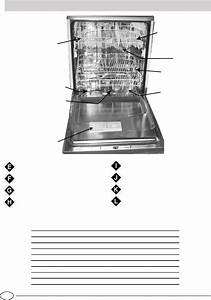 Page 4 Of Indesit Dishwasher Ide 1000 User Guide