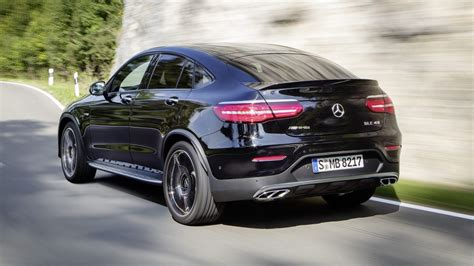 Mercedes-amg Glc 43 Coupe Revealed, 270kw Turbo