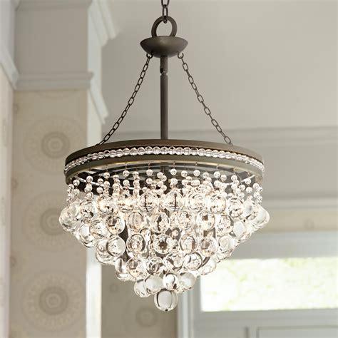 wide chandelier olive bronze 19 quot wide chandelier