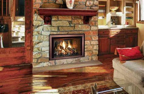 gas fireplace inserts  mendota