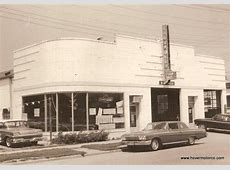 HOVER MOTOR COMPANY Vintage car dealership photos from