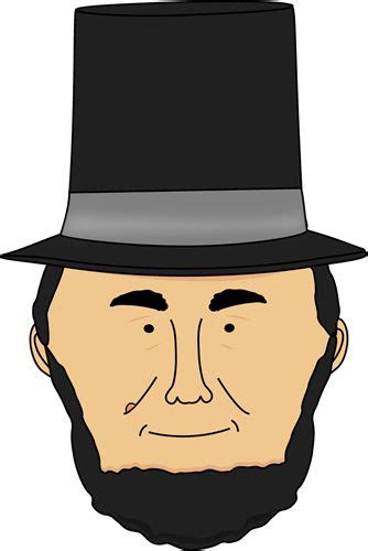 abraham lincoln with hat drawing 17 best images about abraham lincoln lessons on