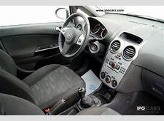 2011 Opel Corsa 12 16v facelift Car Photo and Specs