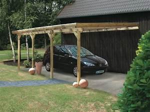 Anlehn Carport Holz : holz carport bausatz karibu anlehn carport ebay ~ Bigdaddyawards.com Haus und Dekorationen