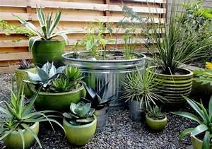 Miniteich Pflanzen Set : miniteich anlegen kleine oase auf dem balkon kreieren ~ Buech-reservation.com Haus und Dekorationen