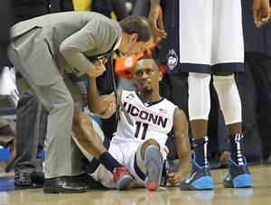 UConn Men's Basketball Shorthanded Vs. Coppin State ...