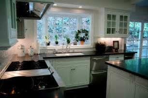 bay window over kitchen sink things for the house