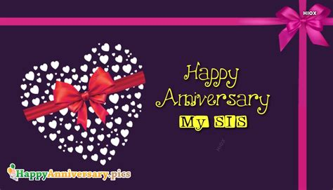 happy anniversary wishes images  elder sister