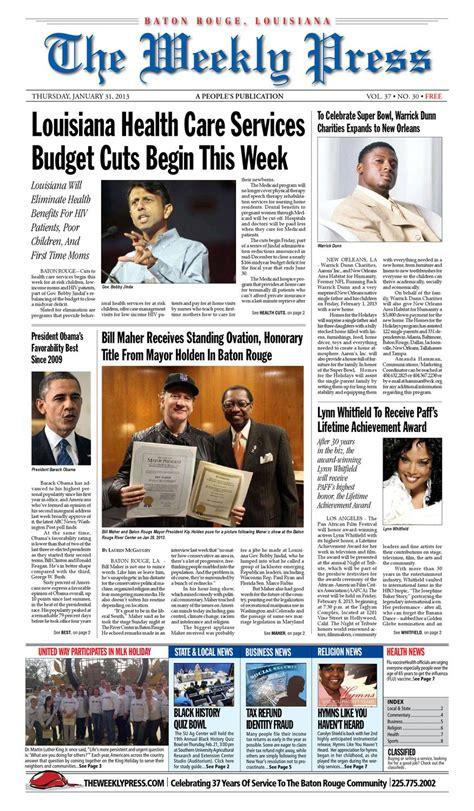 weekly press week  jan    derek payne issuu