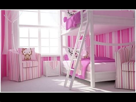 hello kitty bedroom sets hello kitty bedroom set hello kitty complete bedroom set 15542 | hqdefault