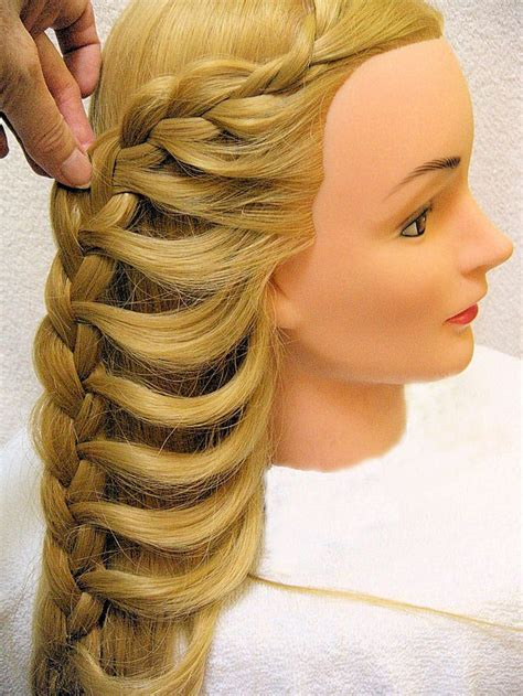 Hairstyles For Heads by 23 Best Images About Hair Designs On A Mannequin On