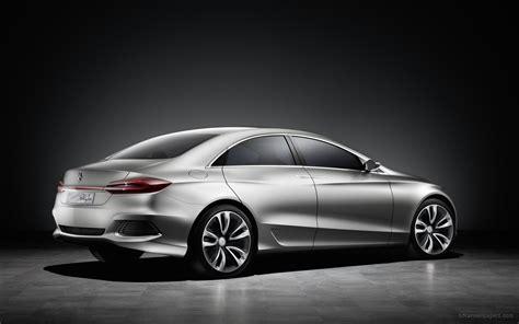 2018 Mercedes Benz F800 Style Concept 3 Wallpaper Hd Car