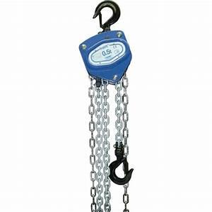 Palan A Chaine 500 Kg : palan manuel tralift cmu 500 kg hauteur de lev e 3 m tres tractel 22223961 ~ Melissatoandfro.com Idées de Décoration