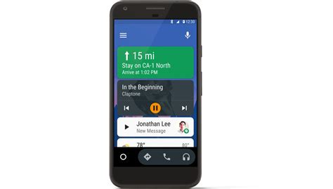 update android phone android auto is rolling out for all android phones to