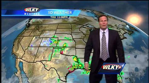 Wlky Overnight Weather Forecast With Jay Cardosi