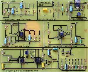Regulated Power Supplies Circuit Board