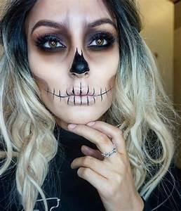Halloween Make Up Puppe : trucco halloween idee facili da realizzare per uomo donna e bambini ~ Frokenaadalensverden.com Haus und Dekorationen