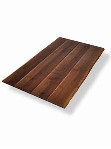 Tischplatte Mit Baumkante : tischplatten mit baumkante nussbaum ast mit splintanteil mbzwo ~ Frokenaadalensverden.com Haus und Dekorationen