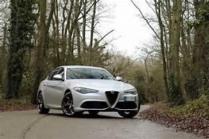 Essai Alfa Romeo Giulia : bilan 100 alfa ~ Medecine-chirurgie-esthetiques.com Avis de Voitures