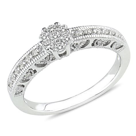 20 carats engagement rings review