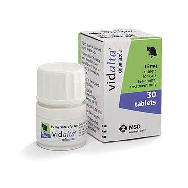 Schilddrüsenunterfunktion Katze Tabletten