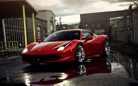 Car Wallpapers by Wallpapers 458 Italia Car Wallpapers