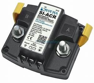 Blue Sea 7650 Voltage Sensitive Relay 12v Vsr Marine 120a