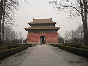 The Sacred Way near the Ming Tombs – Changping District ...