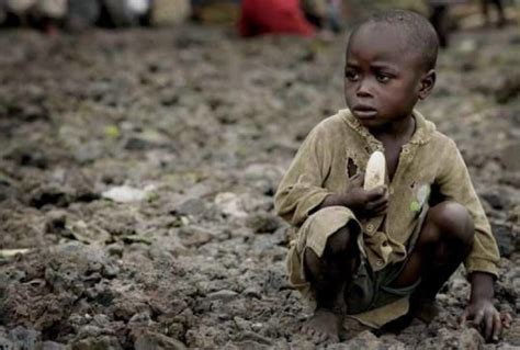 poverty  suffering  africa dimensions