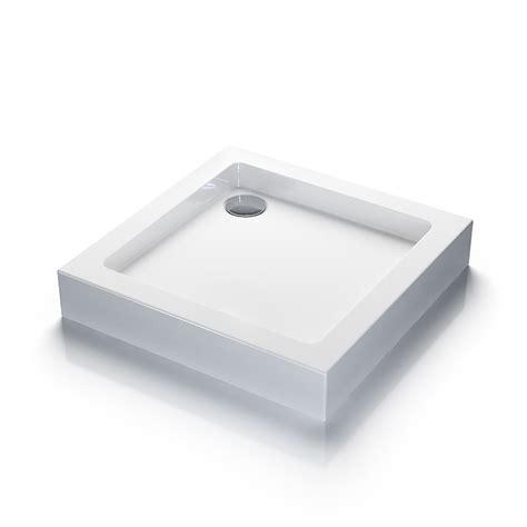 receveur de 80x80 receveur de sur 233 lev 233 80x80 224 90x90 cm acrylique bora