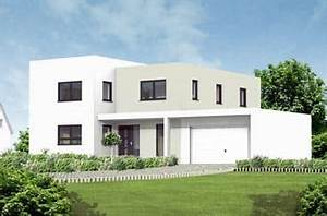 Moderne Häuser Bauen : massivhaus g nstig kaufen massive wohnbau ~ Buech-reservation.com Haus und Dekorationen