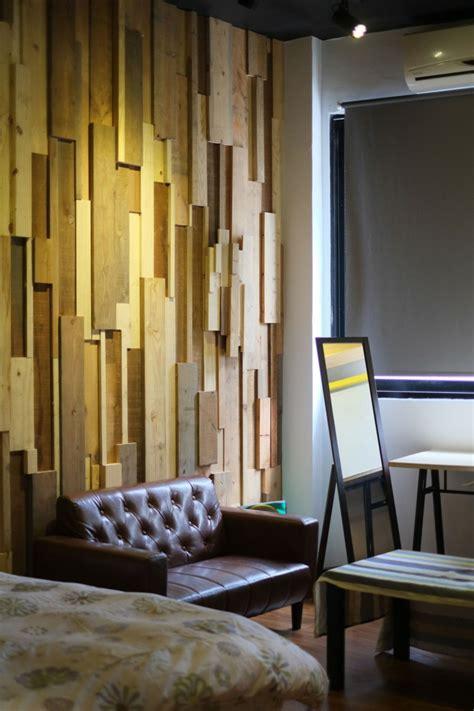 paredes  madera  dormitorios