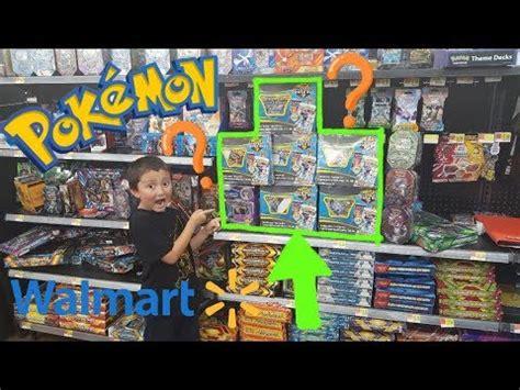 hunting  searching  pokemon cards  walmart