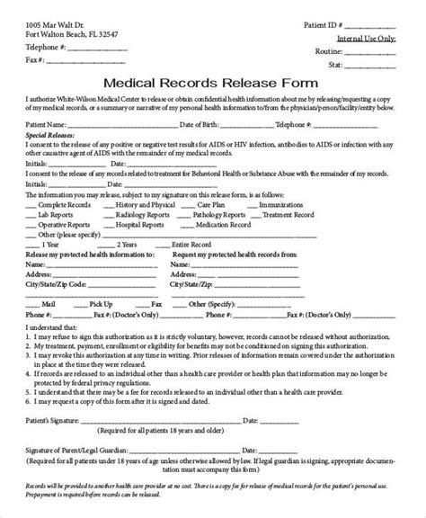 generic release form tipsenseme