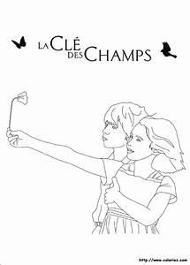 La Clé Des Champs Montmélian : coloriage la cl des champs 10 ~ Premium-room.com Idées de Décoration