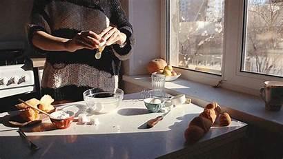 Cooking Dinner Cinemagraphs Preparation Kitchen Mesmerizing Gifs