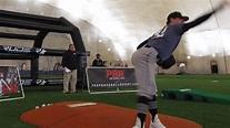PBR MLB Baseball Showcase at The Danbury Sports Dome - YouTube