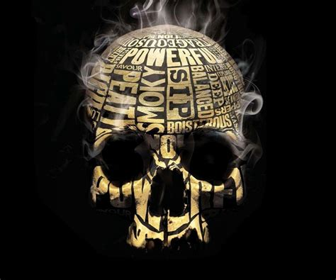 skull wallpaper  android gallery