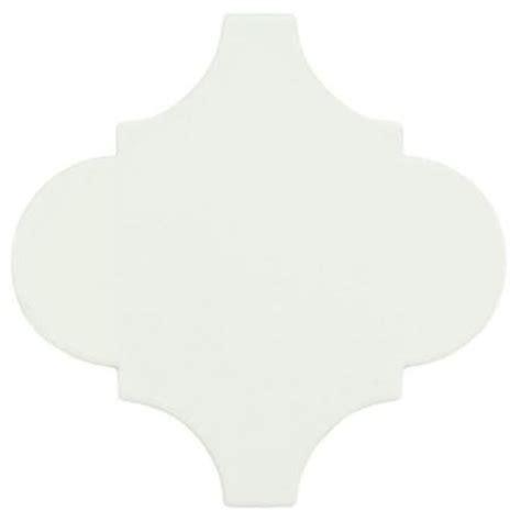 home depot merola tile provenzale lantern white merola tile provenzale lantern white 8 in x 8 in