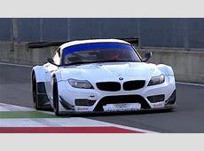 2 x BMW Z4 GT3 Pure V8 Engine Sound YouTube