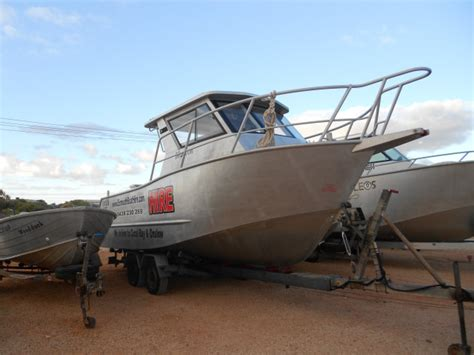 Fishing Boat Charter Carnarvon by Exmouth Boat Hire For A Fraction Of The Cost Of A Tour