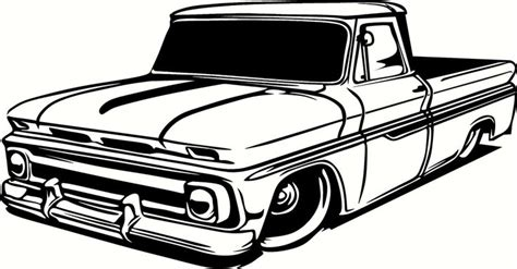 66 Chevy Cartoon