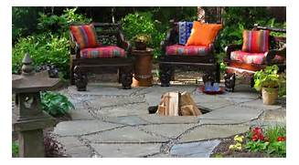 In Ground Fire PitFire PitLivable LandscapesWyndmoor PA Is A Similar Layout With Gravel And A Fire Pit From Style Me Pretty Gravy Design Patio Ideas With Fire Pit On A Budget Ideas About Backyard Fire Pits On Pinterest Fire Pits Build A Fire